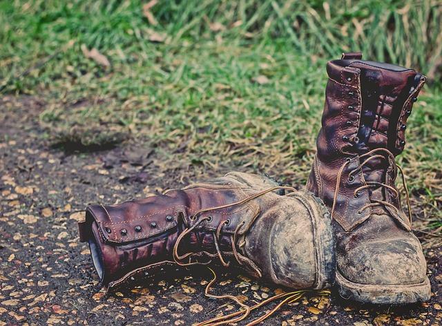 chaussures de sécurité sales